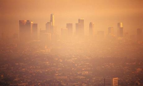 Het gevaar van (zomer)smog