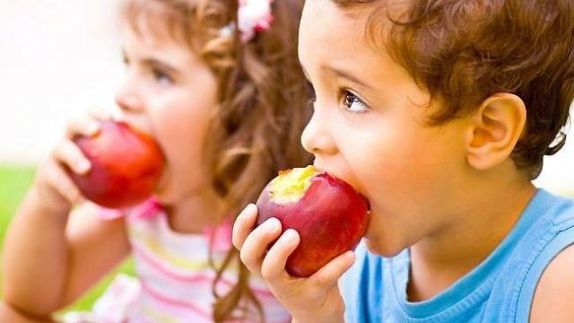 Vitaminen voor kinderen tussen 1 en 14 jaar
