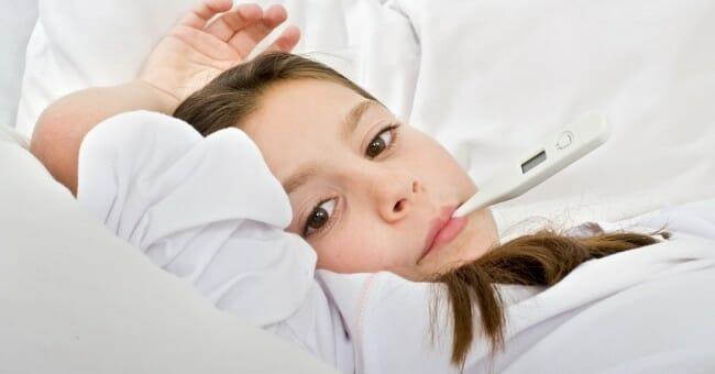 Blindedarmontsteking bij kinderen