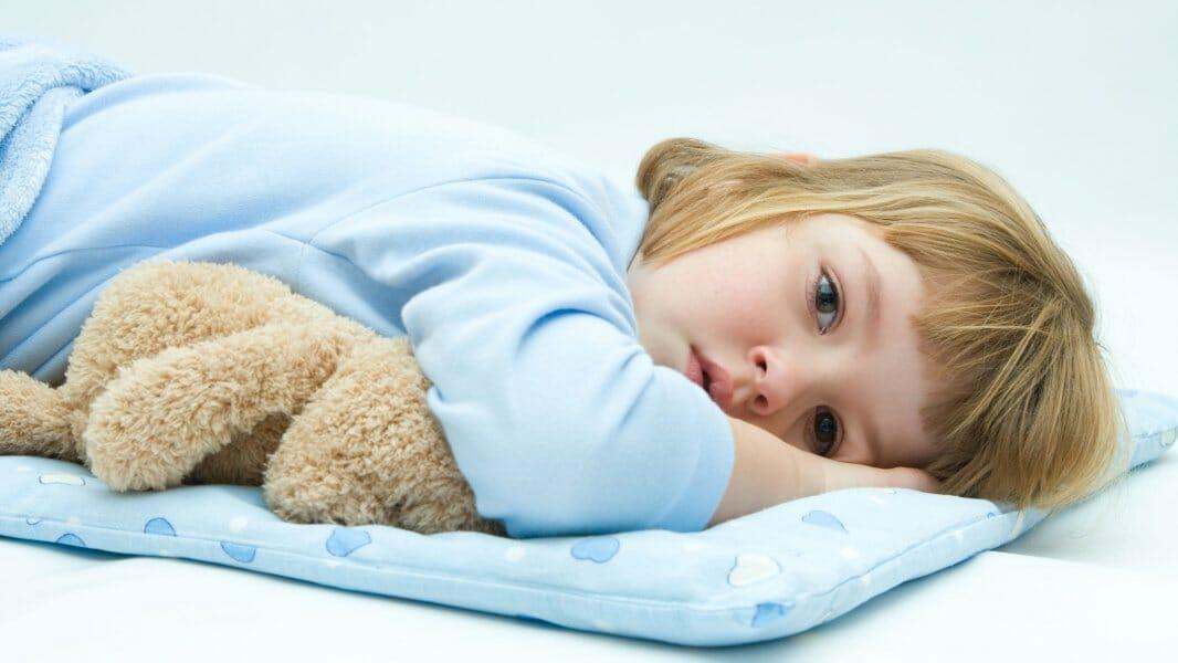 Buikgriep bij kinderen