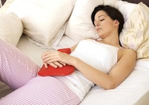 Hygiene tijdens de menstruatie