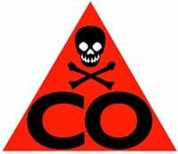 koolmonoxide vergiftiging